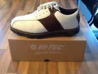 Hi -Tec Size golf shoes BNIB Size 8.5