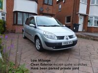 2006 Renault Scenic-Petrol 1.6, Automatic