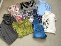 Great bundle of ladies clothes size 8 great brands