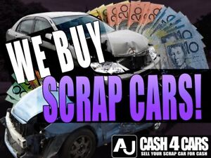 CAR REMOVALS AND CASH FOR CARS PAYS UP TO $2000