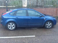 Ford Focus 2007 56 Plate 1.8 TDCI Climate Swap Van Or 7 Seater