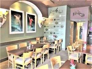 Award Winning Cafe For Sale in Brampton- Only $49900