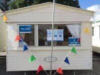 Perfect Starter Caravan For Sale -Dumfries and Galloway on the Solway Coast-Near Cumbria - Newcastle