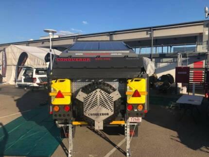 2019 CONQUEROR UEV 490 PLATINUM BRAND NEW | Caravans