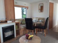 SITE FEES OFFER - Cheap Caravan For Sale on Solway Coast - Dumfries- Newcastle-Ayr