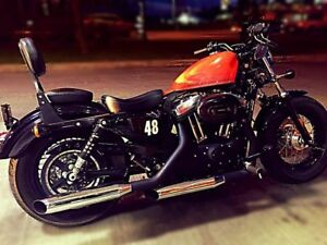 Harley Davidson Sportster 1200 48 - Forty-Eight