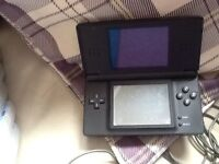 Nintendo DS lite with 15 games