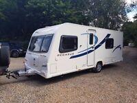 2014 Bailey Pegasus Verona 4 Berth caravan FIXED BED, MOTOR MOVER, Bargain !