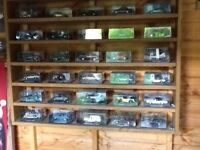 James Bond collect able cars