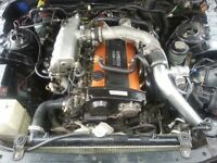 Rb25det engine and skyline r33 shell