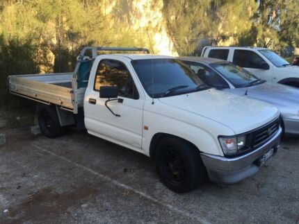 1998  3RZ Turbo Toyota Hilux  Eagle Vale Campbelltown Area Preview