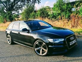 2013 AUDI A6 AVANT 2.0 TDI S-Line****FINANCE AVAILABLE****