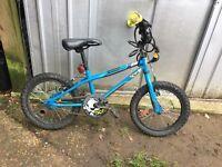 Children's bike age 5-7