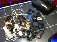 Miscellaneous selection of phone adapters,mains leads,USB,scart,phono and much more,£10,loc delivery