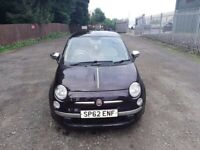 Fiat 500 2012 very good condition road tax 30