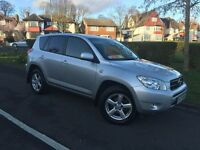 Toyota RAV4 2.2 D-4D XT-R 5dr 4 WHEEL DRIVE+Excellent Condition+Years Long MOT