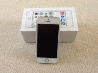 iPhone 5s , gold