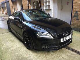 Audi TT S-Line,Turbo,SatNav,Rearcamera,Bluetooth,3G Internet,New Alloys+Tyres & Sports Suspension