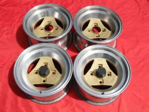 Weds Racing wheels 14x7 14x7.5 4x120 Civic Accord RX-5 Cosmo Luce Kalorama Yarra Ranges Preview
