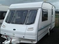 1998 sterling EUROPA 2 berth end changing room