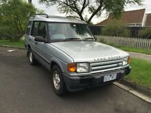 Land Rover descovery Bellfield Banyule Area Preview
