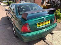 1.8 petrol MG ZS+ Manual drives well *Full 12 Month MOT*