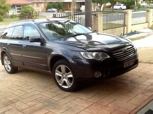 1 owner,low km, 08 Subaru Outback Wagon Dianella Stirling Area Preview