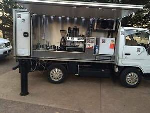 Coffee and Food Van sale Kellyville Ridge Blacktown Area Preview