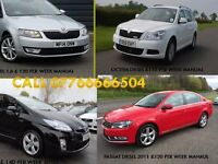 PCO CARS HIRE RENT UBER READY