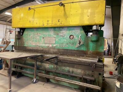 Chicago Dreis Krump 200hf10 200 Ton 13 Ft Press Brake 10ftx 14 In Die Opening