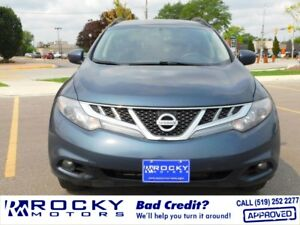 2013 Nissan Murano - BAD CREDIT APPROVALS