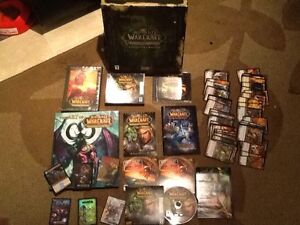 World of Warcraft The Burning Crusade Collector's Edition