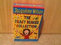 Jacqueline Wilson box set of 4 books