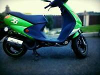 Peugeot fox 50cc