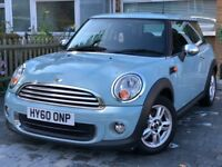 Mini One - 1.6 Petrol - Pepper Pack - FMSH - Excellent Condition - JUST SERVIED!!