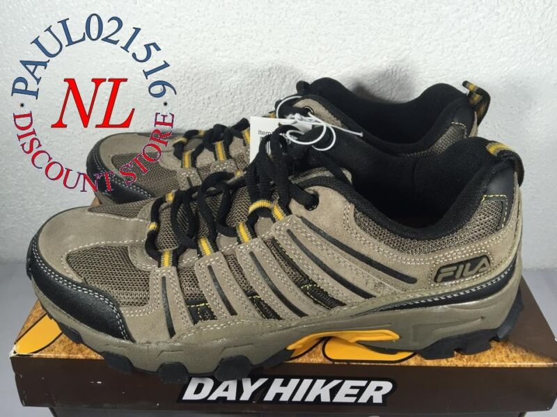 NEW Fila Men's Day Hiker Shoes ~ Pick Your Size