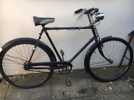 VERY EARLY RALEIGH BICYCLE