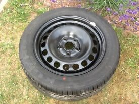 VW Passat spare wheel, not a space saver, NEW.