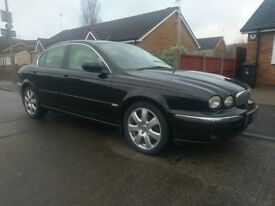 Jaguar X-Type 2.1 V6 SE AUTOMATIC