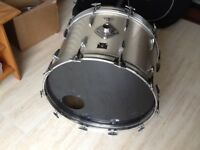 Tama vintage royal star bass drum