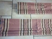 ROMAN STYLE KITCHEN BLINDS - lovely fabric and all here to go before SUNDAY !