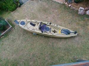 HOBIE Mirage Drive OUTBACK Kayak Pambula Beach Bega Valley Preview