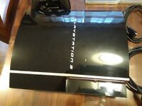 SONY PS3 60GB IN VERY GOOD CONDITION AND FULL WORKING ORDER. COMES WITH CONTROLLERS AND GAMES