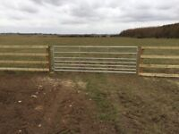 Fencing contractor domestic and commercial