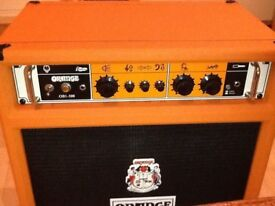 Orange bass combo for sale or trade