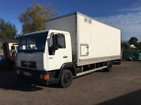 MAN Lorry 2000 7.5 Tonne with Tail lift