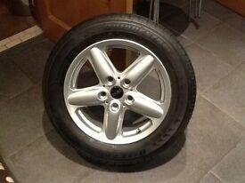 Mini Countryman winter tyres