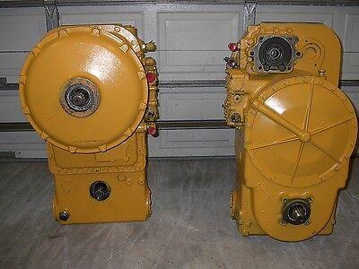 John Deere 544a 644a Rebuilt Allison Transmissions Twelve Month Warranty