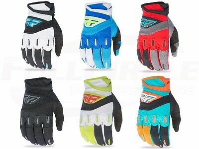 Mx Riding Gloves - Fly Racing F-16 Riding Gloves Adult & Youth Motocross MX/ATV/BMX/MTB Off-Road 17