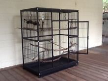Free Standing Bird Cage on Wheels Worongary Gold Coast City Preview